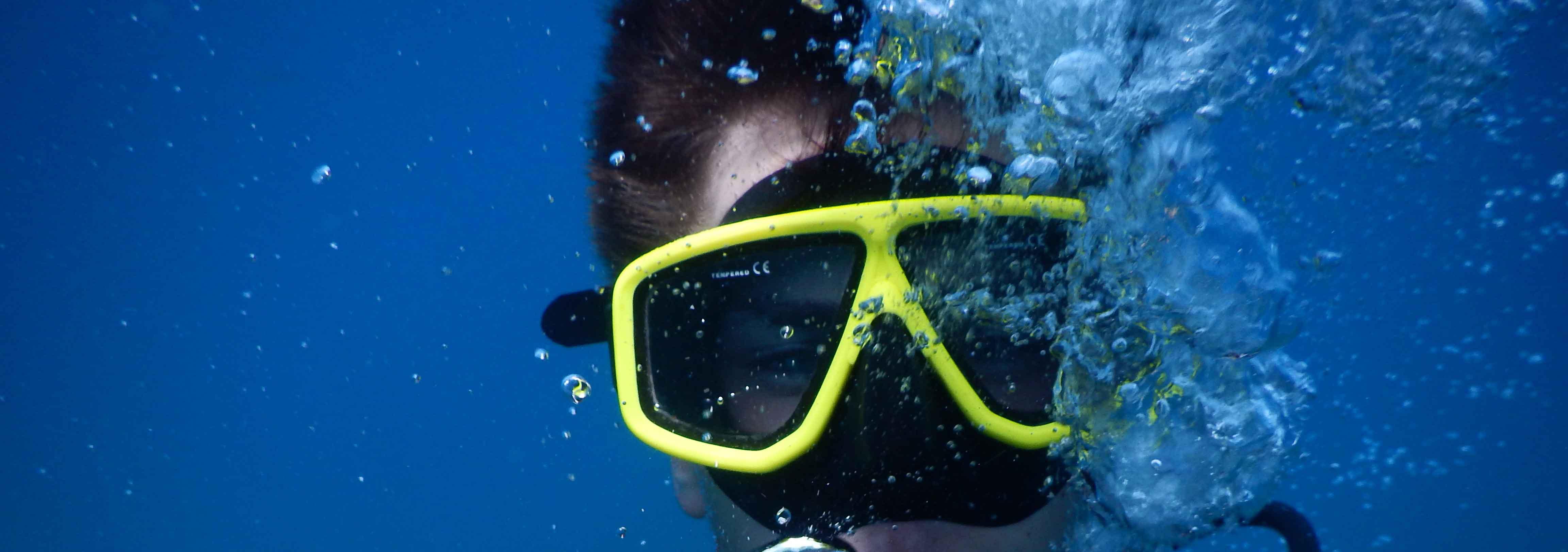 Pantelleria Open Water Diver Sub Dive X