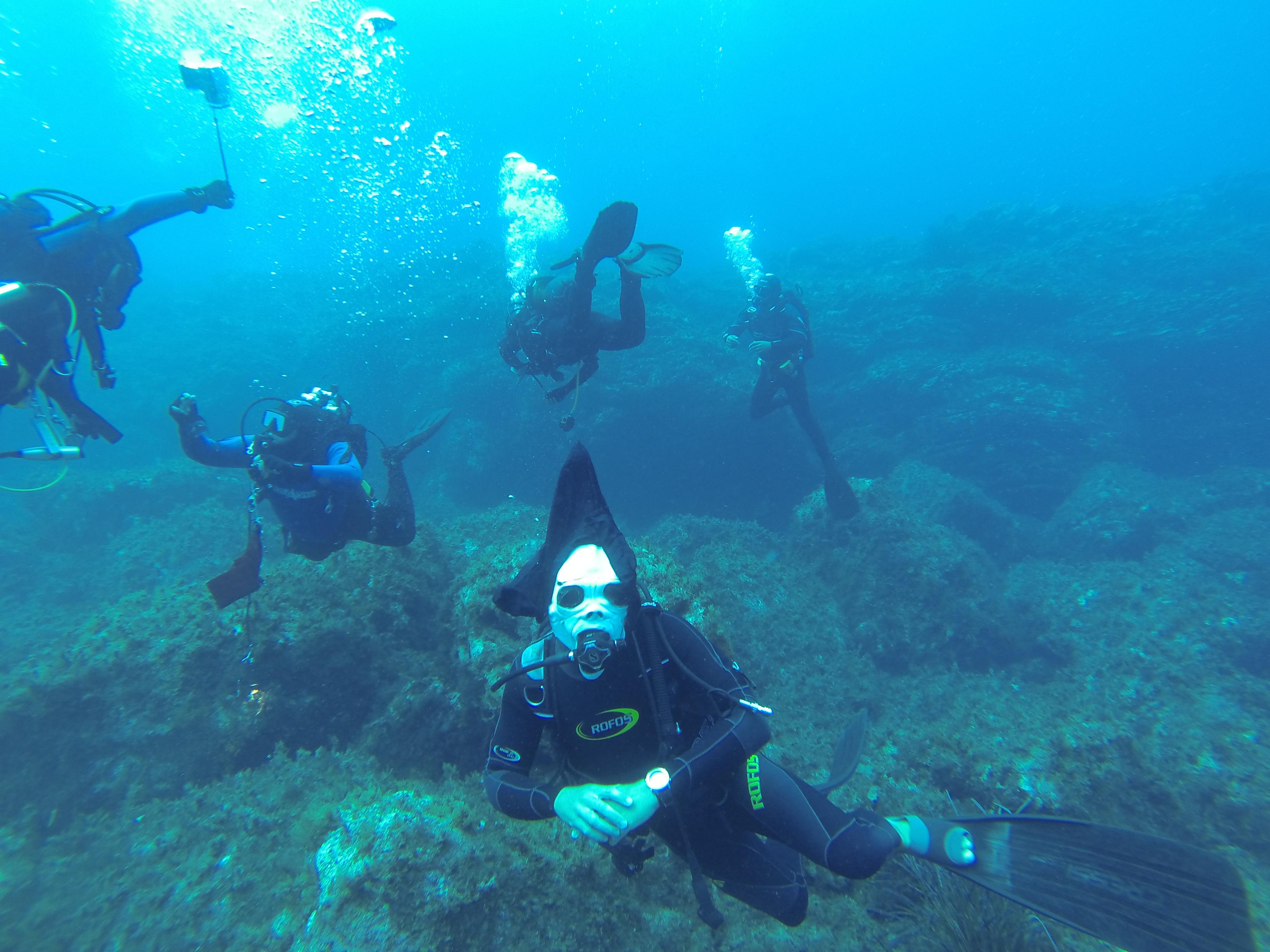 Immersioni Divex Pantelleria